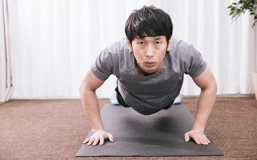 上腕三頭筋のトレーニング