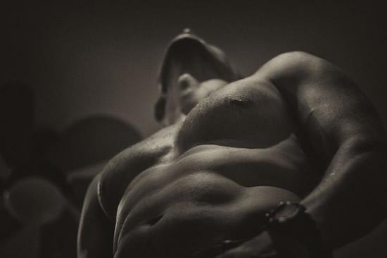 上半身 筋肉
